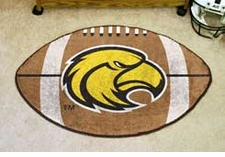 "Southern Miss Golden Eagles 22""x35"" Football Floor Mat"
