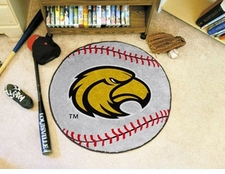 "Southern Miss Golden Eagles 27"" Baseball Floor Mat"