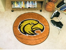 "Southern Miss Golden Eagles 27"" Basketball Floor Mat"