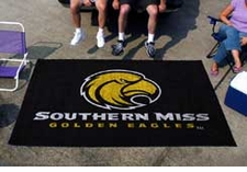 Southern Miss Golden Eagles 5'x8' Ulti-mat Floor Mat