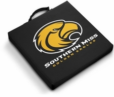 Southern Miss Golden Eagles Gold Stadium Seat Cushion