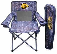 Southern Miss Golden Eagles Realtree Camo Mesh Chair