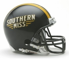 Southern Miss Golden Eagles Riddell Replica Mini Helmet