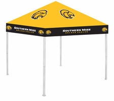 Southern Miss Golden Eagles Rivalry Tailgate Canopy Tent