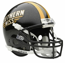 Southern Miss Golden Eagles Schutt Full Size Replica Helmet