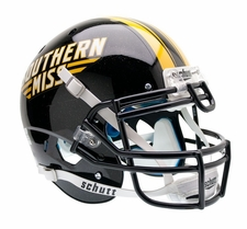 Southern Miss Golden Eagles Schutt XP Full Size Replica Helmet