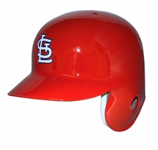 St. Louis Cardinals Left Flap Rawlings Authentic Batting Helmet