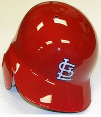 St. Louis Cardinals Right Flap Rawlings Authentic Batting Helmet