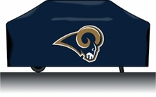 St. Louis Rams Deluxe Barbeque Grill Cover
