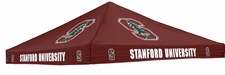 Stanford Cardinal Red Logo Tent Replacement Canopy
