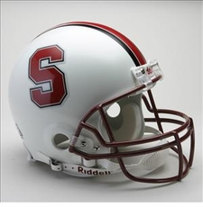 Stanford Cardinal Riddell Pro Line Authentic Helmet