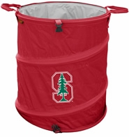 Stanford Cardinal Tailgate Trash Can / Cooler / Laundry Hamper