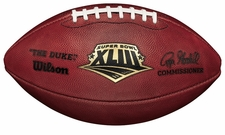 Super Bowl 43 XLIII Wilson Official NFL Game Football : Pittsburgh Steelers vs. Arizona Cardinals