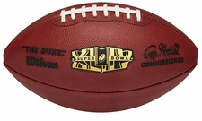 Super Bowl 44 XLIV Wilson Official NFL Game Football : New Orleans Saints vs Indianapolis Colts