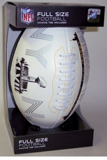 Super Bowl 48 XLVIII Embossed Full Size Football