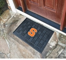 Syracuse Orange 19x30 Medallion Door Mat