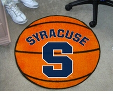 "Syracuse Orange 27"" Basketball Floor Mat"