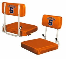 Syracuse Orange Hard Back Stadium Seat