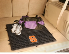 Syracuse Orange Heavy Duty Vinyl Cargo Mat