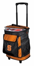 Syracuse Orange Rolling Cooler