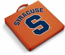 Syracuse Orange Stadium Seat Cushion