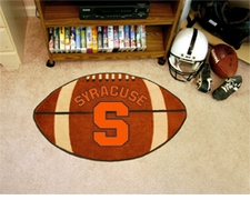 "Syracuse Orangemen 22""x35"" Football Floor Mat"