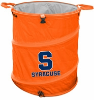 Syracuse Orangemen Tailgate Trash Can / Cooler / Laundry Hamper