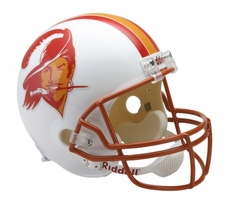 Tampa Bay Buccaneers 1976-96 Throwback Riddell Deluxe Replica Helmet