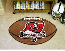 "Tampa Bay Buccaneers 22""x35"" Football Floor Mat"