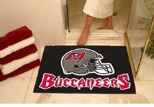 "Tampa Bay Buccaneers 34""x45"" All-Star Floor Mat"