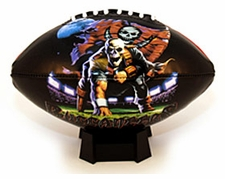 Tampa Bay Buccaneers Attitude High Gloss Junior Size Football