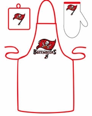 Tampa Bay Buccaneers Cooking / Grilling Apron Set