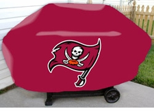 Tampa Bay Buccaneers Deluxe Barbeque Grill Cover