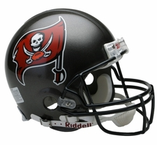 Tampa Bay Buccaneers 1997-2013 Riddell Full Size Authentic Helmet