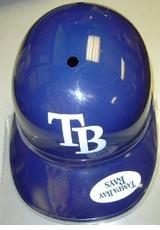 Tampa Bay Devil Rays Replica Full Size Souvenir Batting Helmet