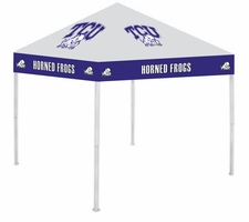 TCU Horned Frogs Rivalry Tailgate Canopy Tent