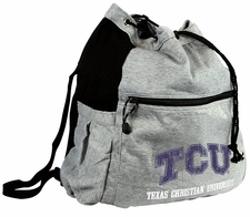 TCU Horned Frogs Sport Pack Backpack