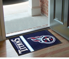 "Tennessee Titans 20""x30"" Uniform-Inspired Floor Mat"