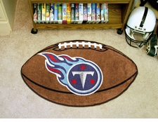 "Tennessee Titans 22""x35"" Football Floor Mat"