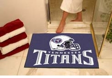 "Tennessee Titans 34""x45"" All-Star Floor Mat"