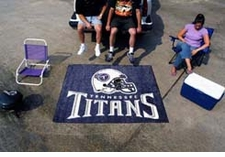 Tennessee Titans 5'x6' Tailgater Floor Mat