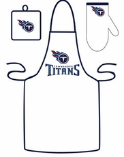 Tennessee Titans Cooking / Grilling Apron Set