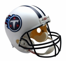 Tennessee Titans Full-Size Deluxe Replica Helmet