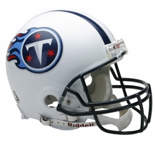 Tennessee Titans Riddell Full Size Authentic Helmet