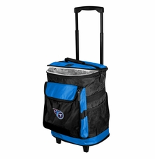 Tennessee Titans - Rolling Cooler