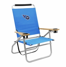 Tennessee Titans - Seaside Beach Chair