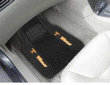 Tennessee Volunteers 2-Piece Deluxe Car Mats