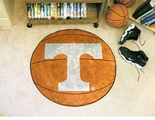 "Tennessee Volunteers 27"" Basketball Floor Mat"
