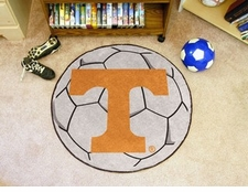 "Tennessee Volunteers 27"" Soccer Ball Floor Mat"