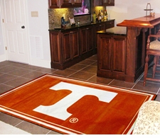 Tennessee Volunteers 4'x6' Floor Rug